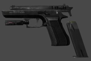 Jericho 941 poseable by lezisell