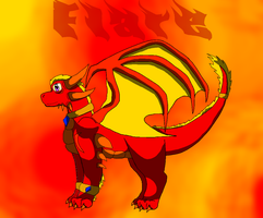 Flare by SuperSonicFireDragon