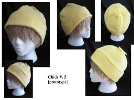 Chick Hat V. 2 of 2 by italktotherain