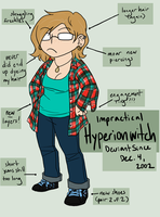 IMPRACTICAL ID - mk. III by hyperionwitch