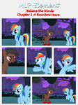 Believe the Winds: 003 by MLP-Element