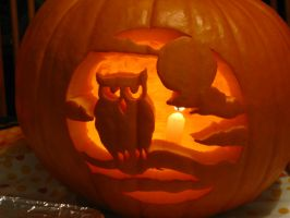 another carving I've done by aliciachristine86