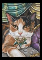 Bejeweled Cat 15 by natamon
