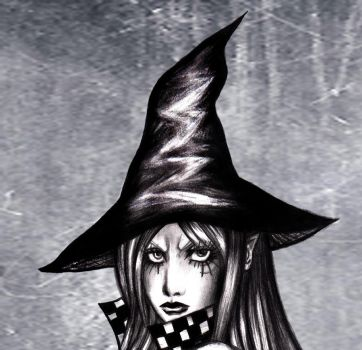 Angry Witch by Bloom-Enchantress