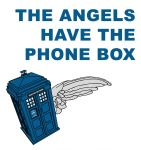 The Angels Have The Phone Box by muffinpoodle