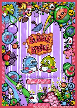 Bubble Bobble - Life is a Game by PeterPan-Syndrome