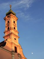 Spitalkirche by Floriarty