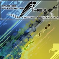 VECTOR-LINEDOTS VOL. II PS 7.0 by IHEA