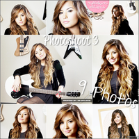 #03 Photoshoot Demi lovato by NeaSun