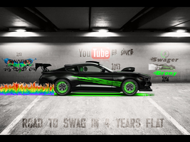 4 YRS OF Swager Brony (Wallpaper Download Now) by brony4all