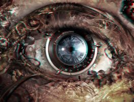 Quantum Eye 3-D conversion by MVRamsey