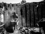 Brick Kiln - IV by InayatShah