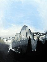 Yosemite by NiftyBadger