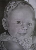 Commissioned Baby Genevieve by ArtIsLife88