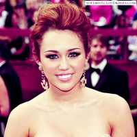 Miley Cyrus Retouch by softmist93