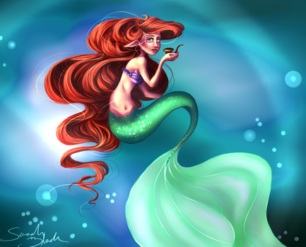 Mermay: The Little Mermaid by Blossom525
