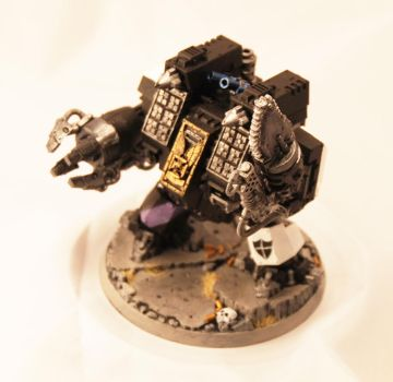 Ironclad Siege Breaker 4th company by TheGamingBlacksmith