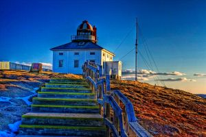 Cape Spear Lighthouse II by Bartonbo