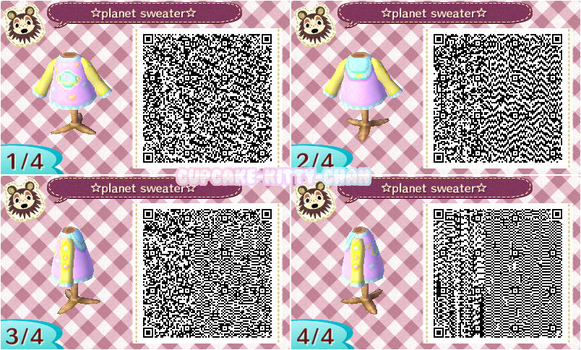 New Leaf - Planet Sweater [QR] by Sugary-Stardust