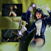 Injustice Zatanna by BatNight768