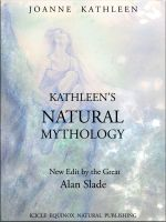''Kathleen's Natural Mythology'' Cover Art by Aty-S-Behsam