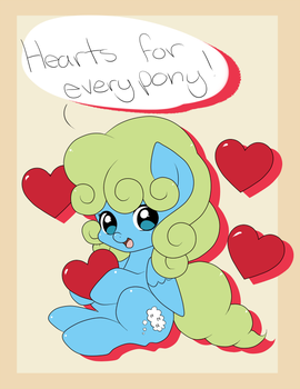 Dream Cloud Valentines by quila111