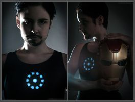 Iron Man: Duality by Revelio