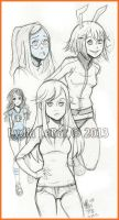 Lilly-Lamb 2013 Sketchie 1 by Lilly-Lamb