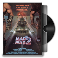 Mad Max 2 : Road Warrior (1981) Folder Icon by enfieldkay