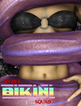 Secret Bikini Squad: Issue #37 by thesteedman