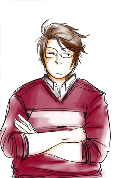 I LOVE GUYS IN SWEATERS by kelly--bean