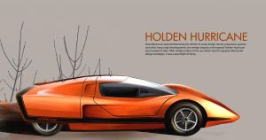 Holden Hurricane by GoodrichDesign