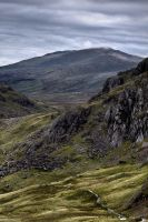 Views from Snowdon 7 by CharmingPhotography