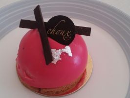 Choux Cafe Jools pastry by Roses-and-Feathers