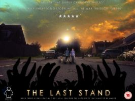 The Last Stand Poster by Sklarlight