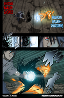 Naruto 641 - Amaterasenshuriken by Desorienter