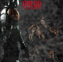 Dredd Death Poster by The-Rodent