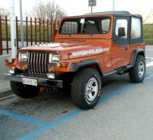 my wrangler by cavalars