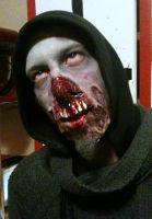 My friend Phil as a Zombie 2 by damocles-shop