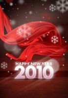 Happy New Year 2010 by supreetdesigner