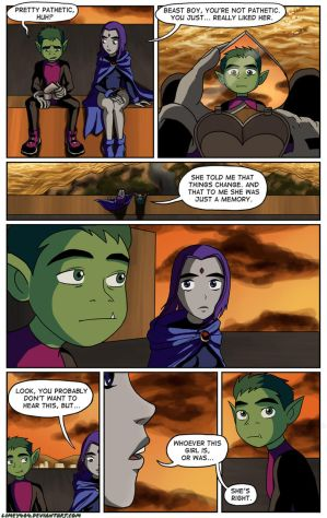 teen titans things change part