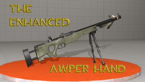 [DL] The enhanced AWPer hand by BeardedDoomGuy