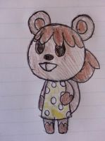 Animal crossing me by accailia118