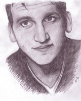 Christopher Eccleston by Naomeart