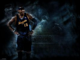 Melo by ryancurrie