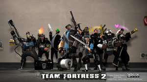 SFM - TF2 - =[o.W.n]= Meet The Team - (Me) by denisemakar