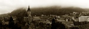 Brasov - Panoramic by joanchris