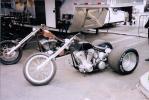 Exile Build Off Trike by atomicgrape