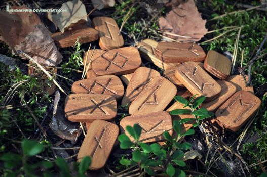 Runes by LisenaPirus