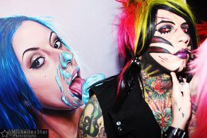 Dahvie Makeup by Kelly Eden by KellyEden